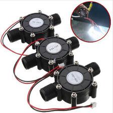 10W 5/12/80V Micro-hydro Water Turbine Generator Water Hydroelectric LED Power