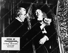 Boris Karloff John Carradine House of Frankenstein 727-10