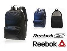 NWT Reebok Unisex Logo Polyester Backpack