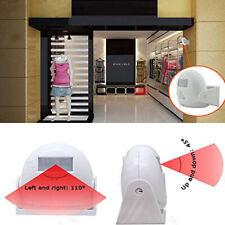 Wireless Door Open Sensor Ring Alarm Chime Entry Alert Bell Business Entrance US