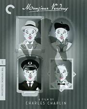 Monsieur Verdoux (Blu-ray Disc, 2013, Criterion Collection)
