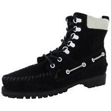 Sebago Womens Delancey Suede Ankle Boot Shoe