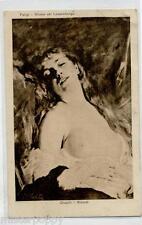 Chaplin Ricordi Nudo PC circa 1915 Italy Nude Young Girl