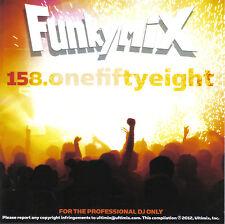Funkymix 158 CD Ultimix Records Usher,Waka Flocka Flame,Lil Kim,J. Cole