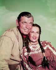 Across the Wide Missouri Clark Gable Maria Elena Marques Portrait Poster/Photo~