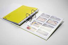 Clear Autoadesivo LHS & RHS angolare deposito tasche Buste Portafogli Maniche UK