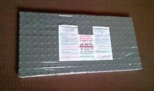 ADA replaceable tiles gray 2x3 ONE BOX 6 pcs