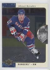 1995-96 SP #99 Alex Kovalev New York Rangers Hockey Card