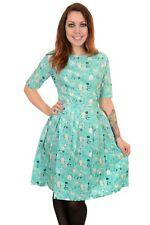 Ladies 50s 60s Run & Fly 'Let It Snow' Dress