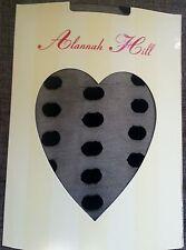 ALANNAH HILL TIGHTS HOSIERY Large Polka Dot DESIGNER PANTYHOSE FAST FREE POST