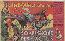Album Magazine COQ HARDI n°15 Les compagnons du cactus