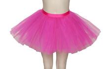 fuchsia Premium DANSE BALLET TUTU Jupe enfants femmes tailles Katz Dancewear
