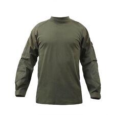 Rothco 90015 Men's Olive Drab Military Combat Shirt