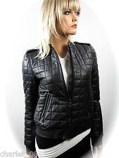 BLACKY DRESS  Stylische Leder Jacke  Softleder  Gr.34/42/44/46 ~ NEU