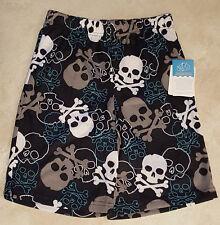 Boys New Knit Sleep Shorts: XS-S-M-L-XL
