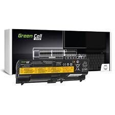 Batería para Lenovo ThinkPad T520 W510 W520 Green Cell Ordenador 5200mAh
