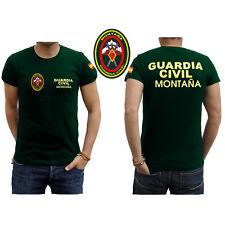Camiseta Guardia Civil Montaña
