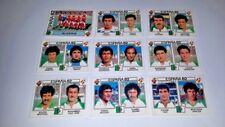 ESPANA 82 Squadra ALGERIA Algerie CALCIATORI PANINI SCEGLI * figurina recuperata