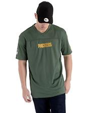 NEW Era-Green Bay Packers-Mesh Loose Fit JERSEY-VERDE (TAGLIA M-XXL)