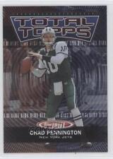2003 Topps Total #TT5 Chad Pennington New York Jets Football Card