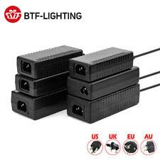 DC12V LED Power Supply Adapter Transformer 1A 2A 3A 5A 6A 7A 8A 10A AC 100-240V