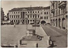 UDINE - PIAZZA XX SETTEMBRE 1958