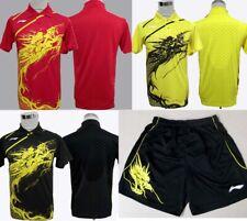 LiNing Li-Ning 2012 London Olympic China Team Table Tennis Shirt + Shorts, New