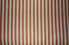 Osborne & Little Colonade orange stripe new outdoor