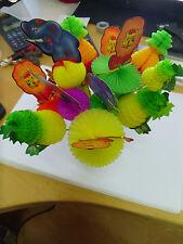 50PCS 3D Novelty Party Picks Decoration Fruit Cocktail cocktail sticks