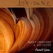 Rusty Crutcher-Love Dance  CD NEW