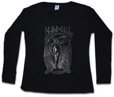 Heimdall señora manga larga T-Shirt vikingo God Ravens Odin Thor Midgard al Valhalla