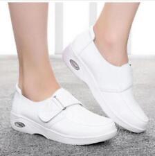 Womens Shoes Flats Hospital Footware Work Skidproof Nurse Uniform Oxfords Casual