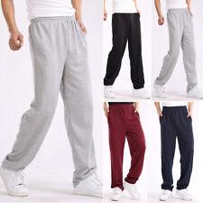Men's Loose Sport Walking Trousers Pants Sweatpants Tracksuit Joggers 2XL~6XL