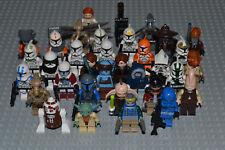 LEGO® Star Wars™ Figuren, Figur zur Wahl aus The Clone Wars, Sammlung, Konvolut