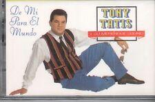 TONI TATYS   DE MI PARA ELMUNDO  BRAND  NEW-SEALED    CASSETTE