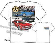 Mopar T Shirt 70 71 72 73 Cuda Street Warriors 426 Hemi Tee Sz M L XL 2XL 3XL