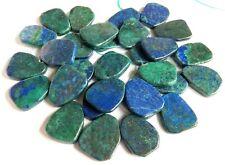 Semi Precious Stone Graduated Irregular Ladder Necklace Beads