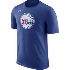 New 2017-2018 Nike NBA Philadelphia 76ers Dry Logo Performance Dri-FIT T-Shirt