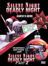 Silent Night Deadly Night / Silent Night Deadly Night Part 2 DVD, Jean Miller, E