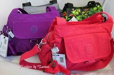 NWT Kipling Felix (Fairfax) Large Shoulder Travel Bag XBody Shoulder Bag Purse