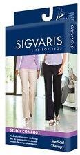 Sigvaris 860 Comfort 30-40 Women's Knee w Grip Top