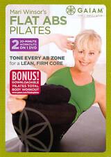 Mari Winsors Flat Abs Pilates (DVD, 2011)
