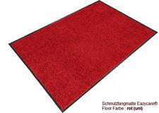 Profi Schmutzfangmatte Eazycare in 10 Farben lieferbar robust & waschbar