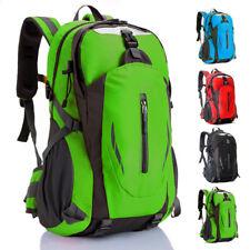 40 Litre Rucksack/Backpack Climbing Camping Hiking Travel School Bag Waterproof