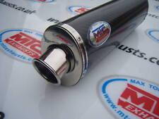 Suzuki GSXR 600/750 L1-L2  Carbon oval road legal MTC Exhaust
