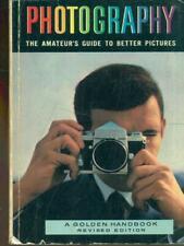 PHOTOGRAPHY  AA.VV. GOLDEN PRESS 1964