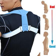 Posture Clavicle Support Corrector Back Shoulder Pad Brace Strap Pain Relief AU