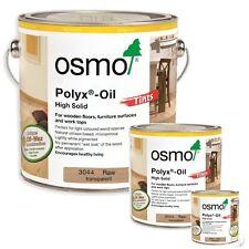 Osmo Polyx Hard Wax Oil Tints 3044 Raw Transparent Prevents Darkening Of Wood