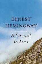 A Farewell To Arms, Hemingway, Ernest, Good Book