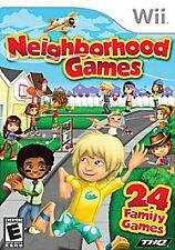 Neighborhood Games (Nintendo Wii, 2009)
